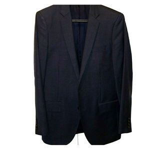 J Crew Ludlow Worsted Navy jacket 38R